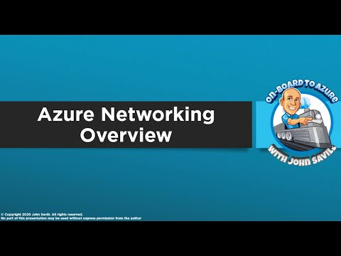 azure-virtual-network-overview