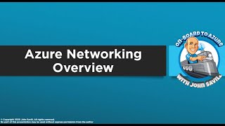 Azure Virtual Network Overview