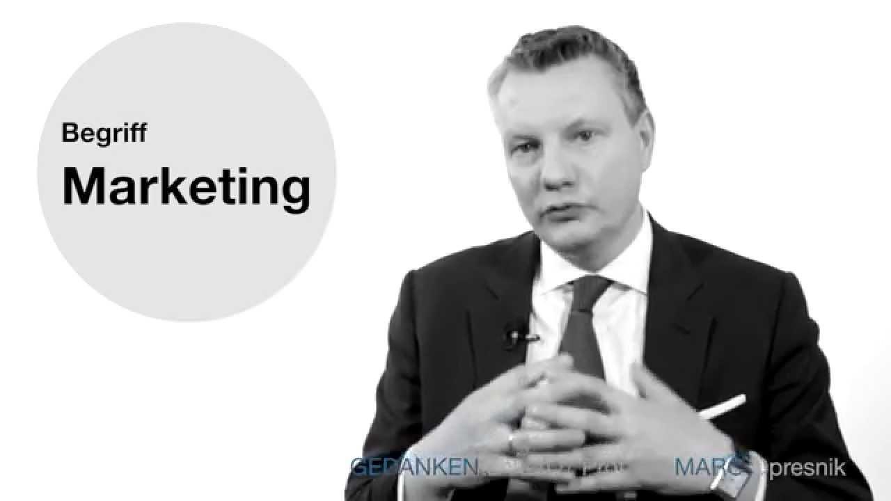 interview mit prof marc opresnik zur definition von marketing interview mit prof marc opresnik zur definition von marketing