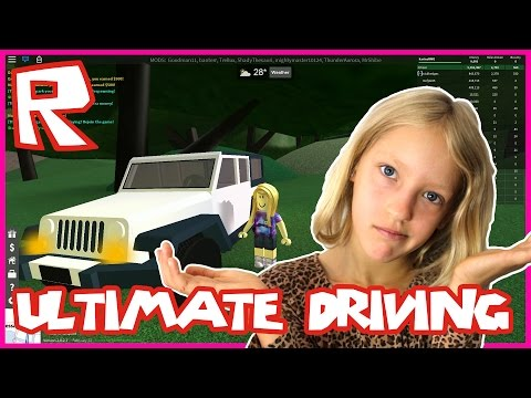 Ultimate Driving ODESSA - GOING NOWHERE | Roblox