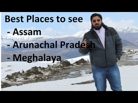 My North East India Trip Video