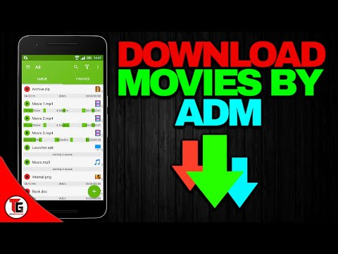 How To Download Movies Using Adm 2019