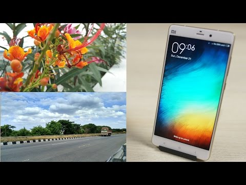 Xiaomi Mi Note Pro Camera Review! (4K)