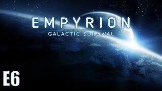 Empyrion Galactic Survival Multiplayer - E06 - Making a Hovercraft