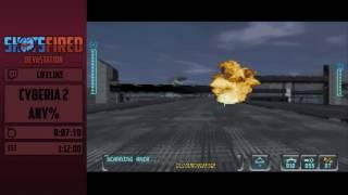Cyberia 2 (Any%) in 1:11:09 by Lifel1ke - Shots Fired: Devastation