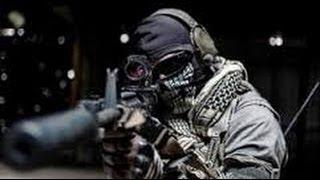 cod ghost-live juego de armas!