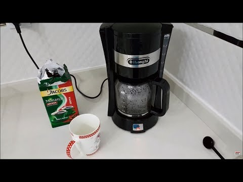 Delonghi Bcob Cafe Nero Combo Coffee And Espresso Maker Review