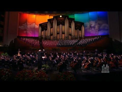 Over the Rainbow - Mormon Tabernacle Choir