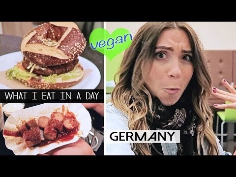 What I Eat In A Day (vegan)| LEIPZIG, GERMANY