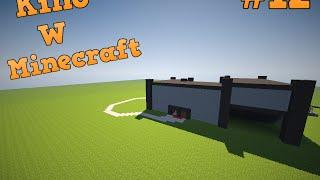 Kino w Minecraft   Pomysł na budowlę [#12]