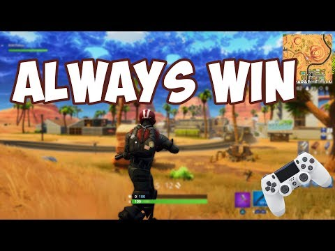HOW TO GET A GUARNTEED DUB ON FORTNITE EVERYTIME !!! (STEP BY STEP )