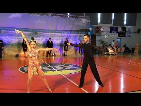 PELOPONNESE DANCE OPEN,  Cha cha cha (3dance Latin   youth)