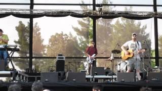 Cake - Frank Sinatra (live) @ Rockwave 2011 Athens Greece