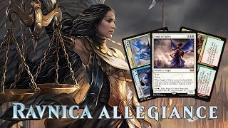 Daily Ravnica Allegiance Spoilers — January 8, 2019 | Angels!