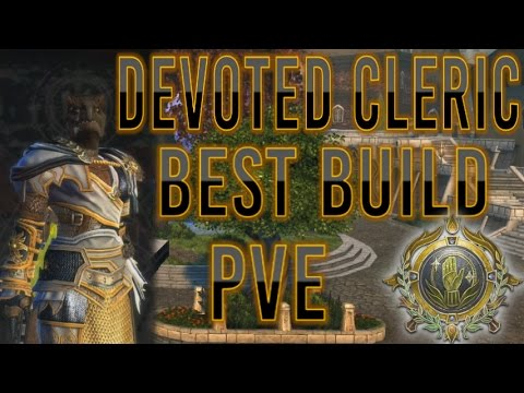Neverwinter | Devoted Cleric Best Build PvE Xbox One (Healer)