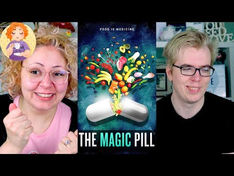 The Magic Pill Review - Netflix Keto Documentary Paleo In-depth documentary review + Keto for Cancer