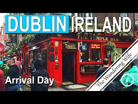FRIDAY BONUS: Arrival in Dublin, Ireland | Travel VLOG #0041