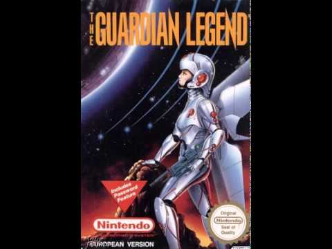 The Guardian Legend music - Forest Labyrinth