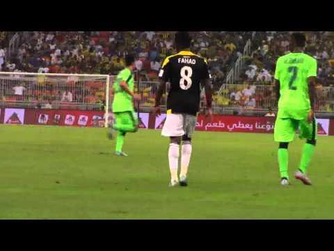 Al ITTIHAD X AL AHLI 22NOV  2015 ALJ 2nd H a