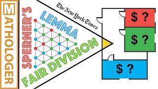NYT: Sperner's lemma defeats the rental harmony problem