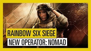 Tom Clancy's Rainbow Six Siege – Wind Bastion : Nomad Operator