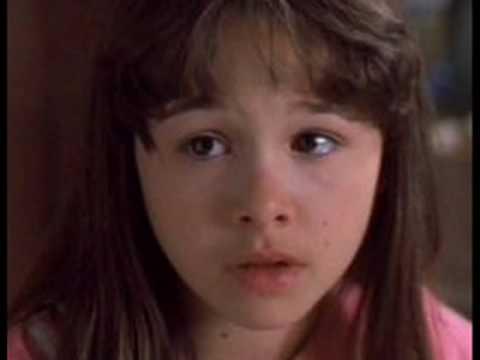 Danielle Harris as a kid