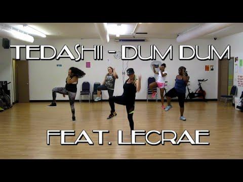 Tedashii ft. Lecrae -Dum Dum - Christian Hip Hop Dance Fitness Routine  - Choreography by Susan Kane