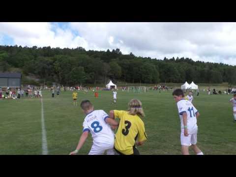 Игра 2 Academy (Russia) vs Romelanda UF (Sweden) - first half