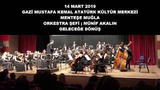 Orkestra film Müzikleri Konseri / Geleceğe dönüş / Black To The Future Full Movie / Muğla AKM