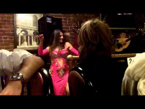 Belly Dancing at Sam's Kabob (4 minutes)