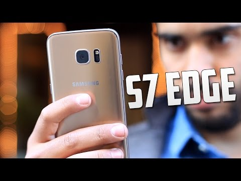Samsung Galaxy S7 edge, review en español