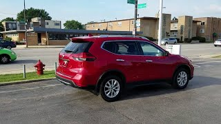2017 Nissan Rogue Oak Lawn, Countryside, Chicago, Orland Park, Alsip, IL P5751