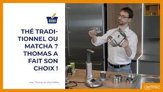 Thé traditionnel et Matcha : Conseils pour faire votre thé maison avec théière et mousseur de lait