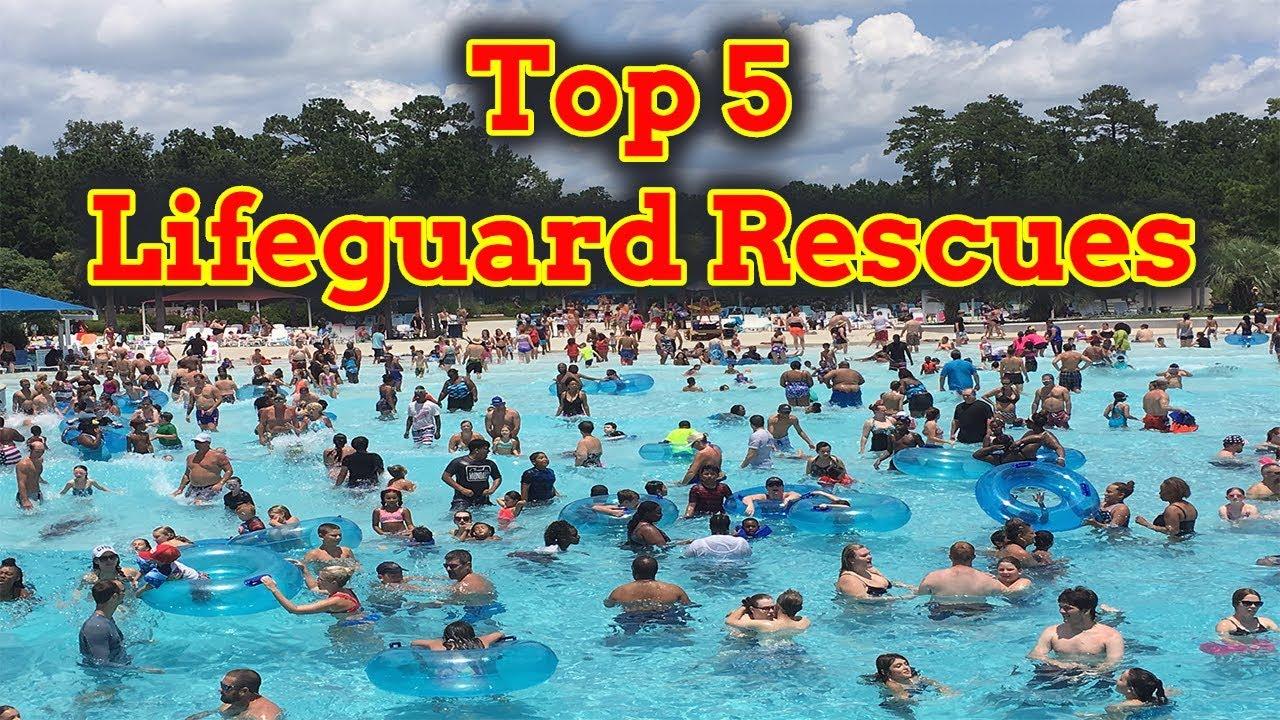 Top 5 Lifeguard Rescues