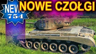Dwa nowe czołgi w World of Tanks - NEWS