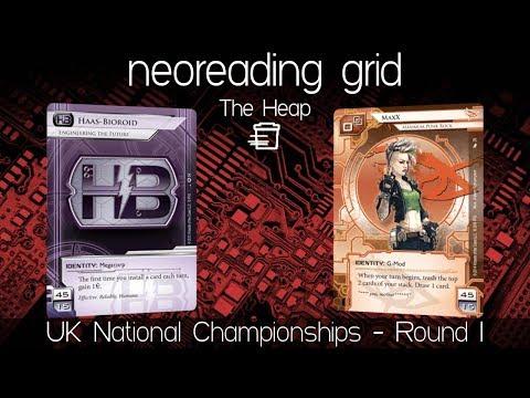 [UK Nats] Round 1 - ETF (Andy Parsons) vs Maxx (John Hulme)