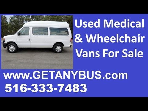 Wheelchair Vans For Sale NY