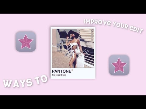 ☆how to improve your edit on video star☆