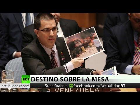 Venezuela en la ONU: EE.UU. utiliza un lenguaje gansteril contra nuestro país