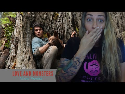 Love And Monsters Movie Review Youtube