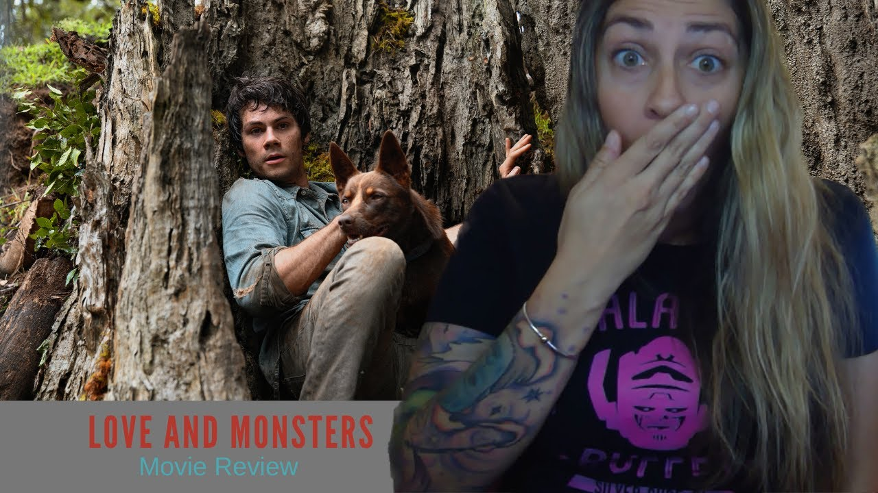 LOVE AND MONSTERS - Review - We Are Movie Geeks