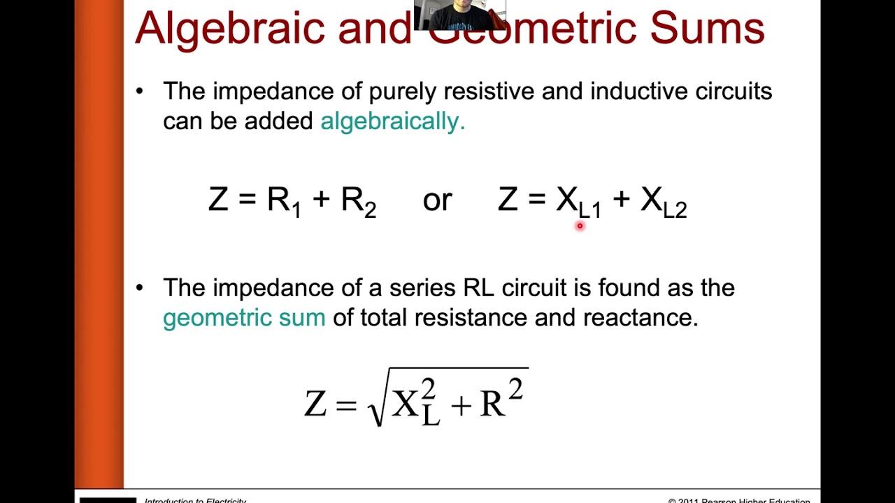 RL Series Circuit Analysis