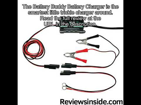 Extreme Max 1229.4000 Battery Buddy Intelligent 6V Maintainer 12V Battery Charger