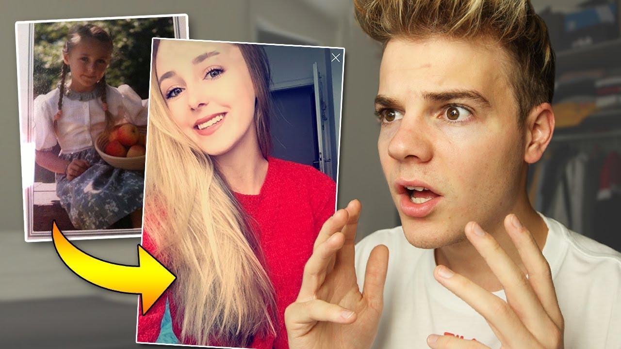 Vor Pubertät Vs Nach Pubertät Zuschauer Edition Youtube