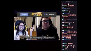 Imaqtpie answers to every allegations of Nightblue3...ft Scarra - Beyond the Rift