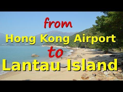 Hong Kong Airport to Lantau Island