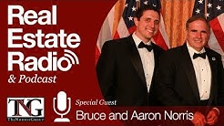 Aaron Norris Interviews Bruce Norris On the Real Estate Radio Show #565
