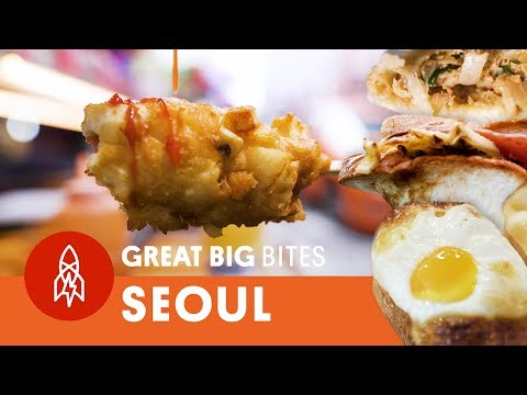 5 of the Best Street Food Finds in Seoul
