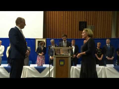 Theo Segers nieuwe Burgemeester van Staphorst