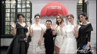LE THANH HOA x FASHION VOYAGE Fall-Winter 2019 in SAPA - Red Carpet